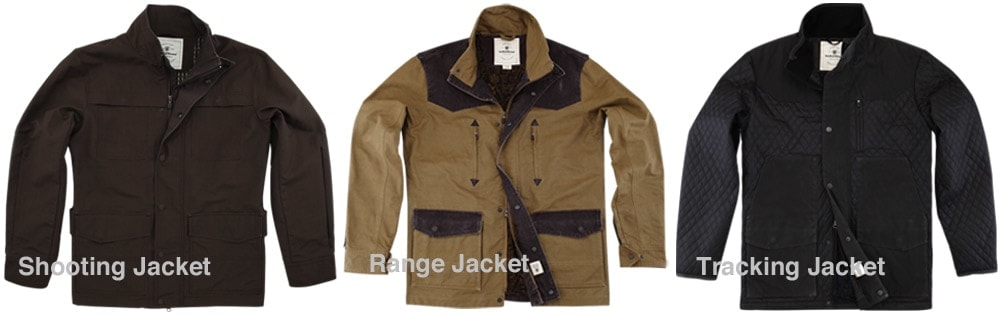 Smith & Wesson jackets by Wild Things