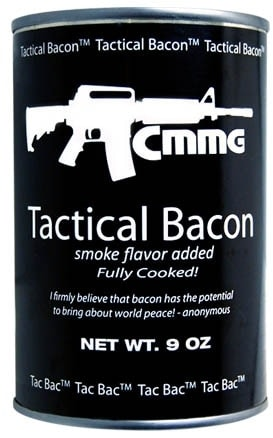 Tactical Bacon!