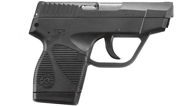 Taurus 738 TCP .380 pistol