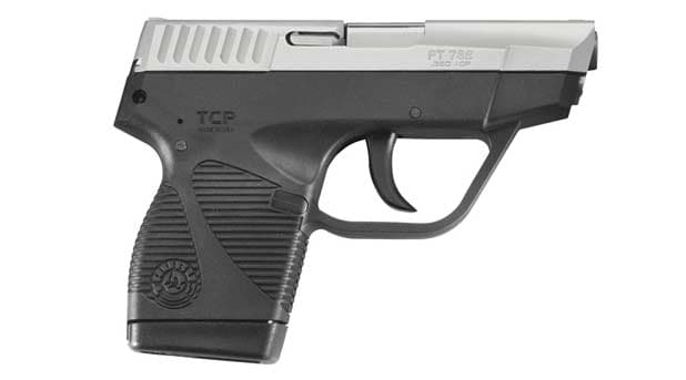 738 Taurus Compact Pistol