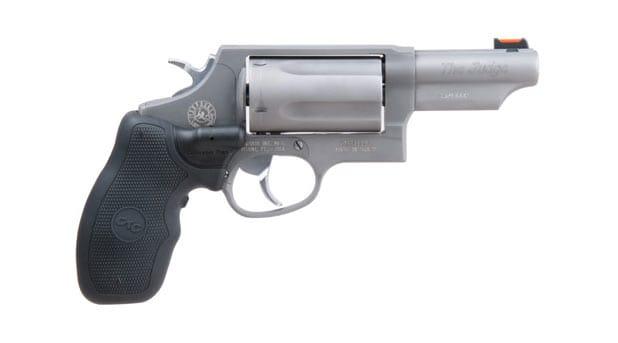 taurus judge revolver