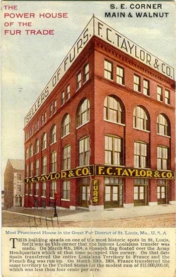 fc taylor building ad