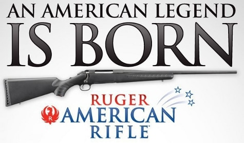Ruger American Announcement