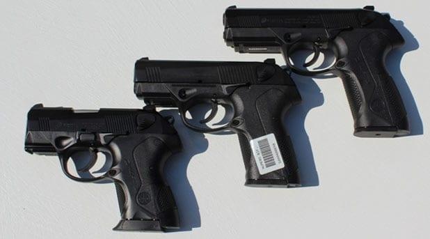 Three PX4s