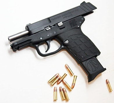A  22 Conversion Kit—For Kel-Tec PF-9s, and Soon P-11s