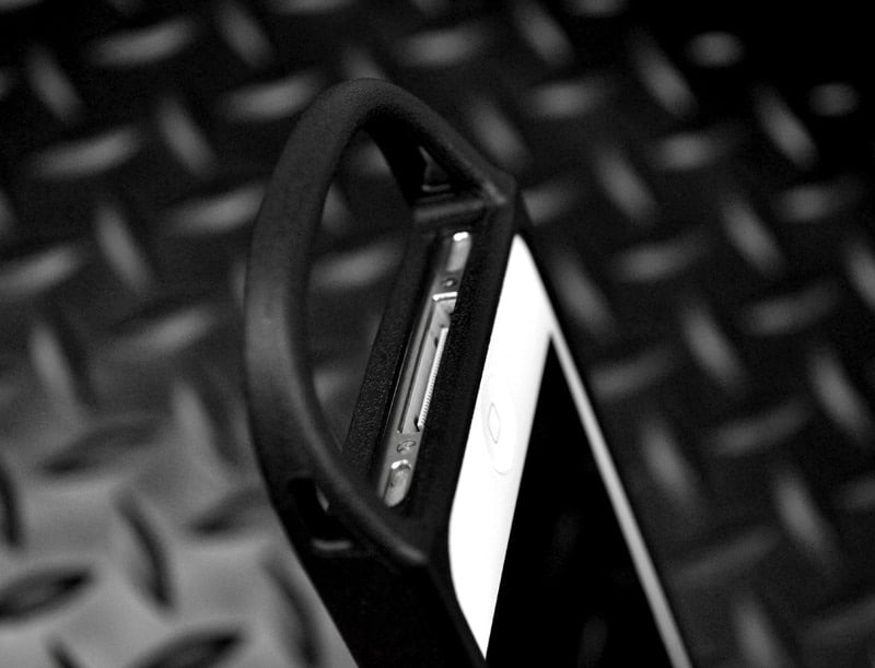 Strike Industries Battle Case with iPhone