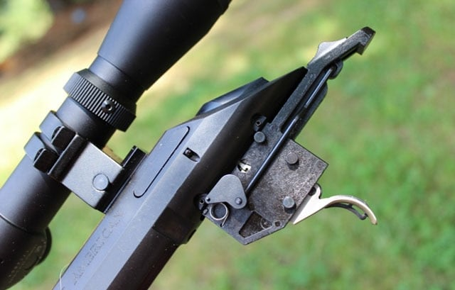 The American Rifle's trigger