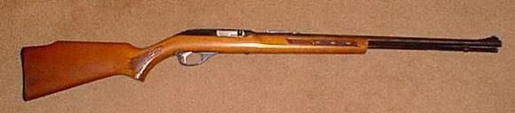 Marlin Model 60.