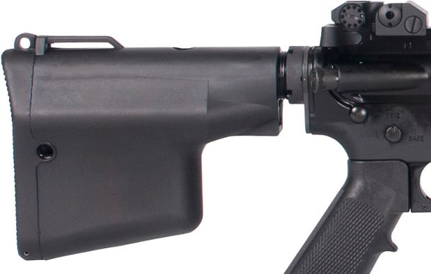 Check Out Del-Ton's TRX, an AR All Decked Out in Troy Industries