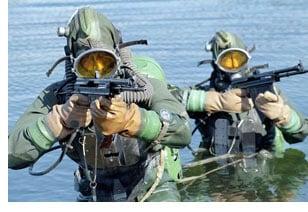 Underwater rifles
