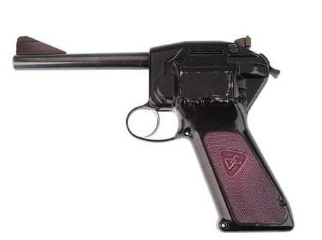 The Dardick magazine fed revolver