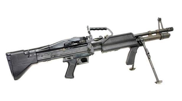 US Ordnance M60