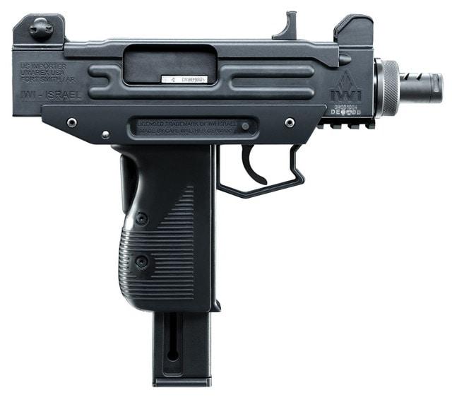 uzi plinker pistol