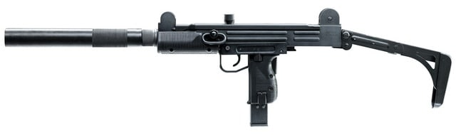 uzi carbine rifle