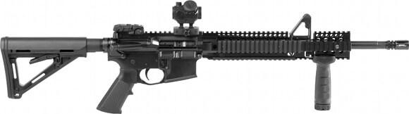 Daniel Defense M4 Patrol Rifle Package