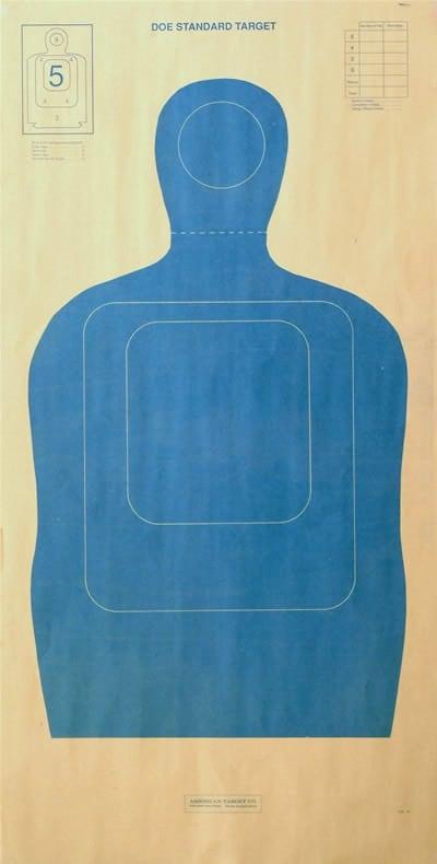 doe standard target