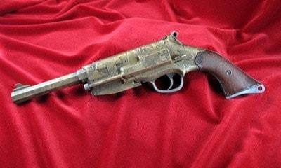 serenity handgun