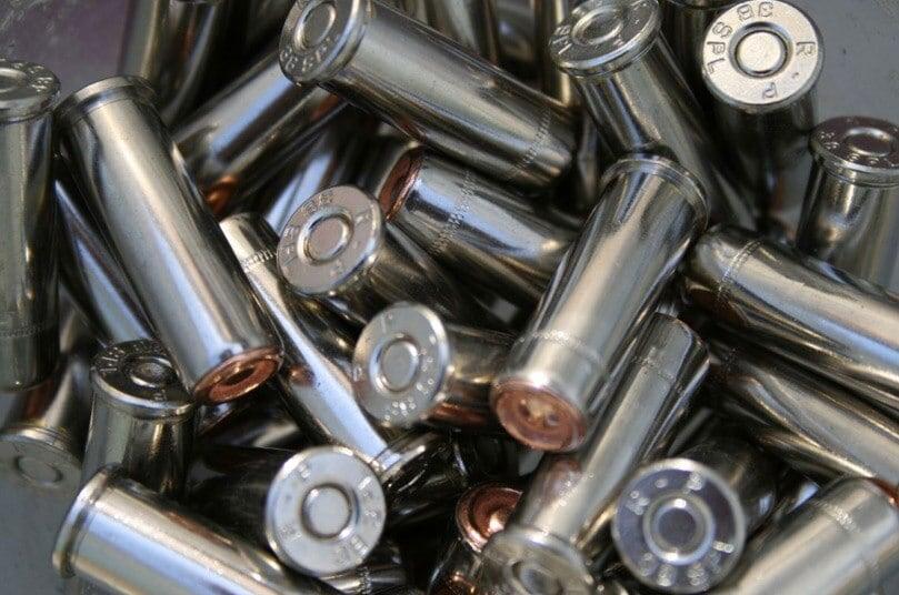 rounds of ammunition