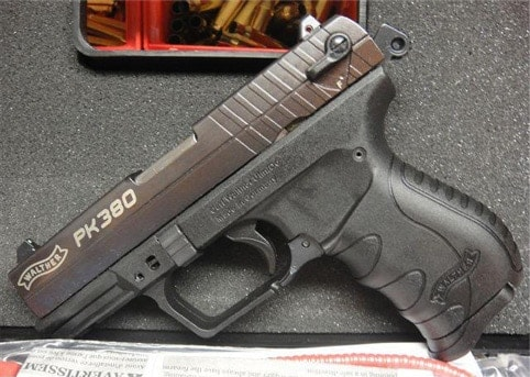 The Walther PK380