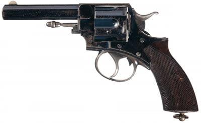 George Custer gun