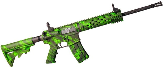 SOC-150 'Zombie Hunter'