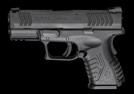 xdm compact on black background