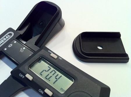 scale measuring custom gun mod