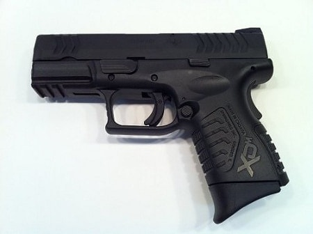 springfield armory xdm with grip extensions