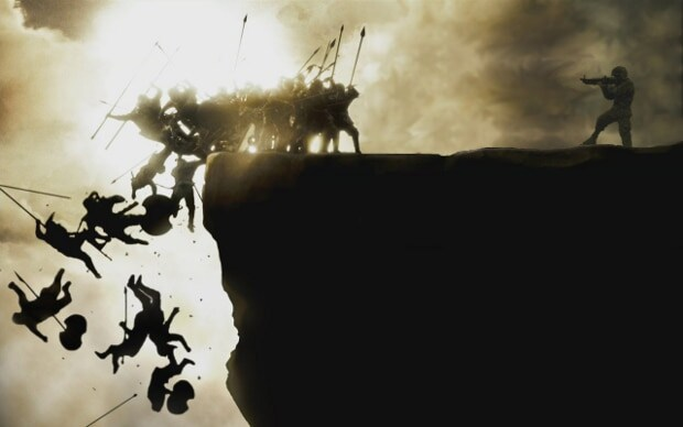 marine vs roman empire