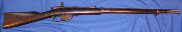 1879 Lee rifle