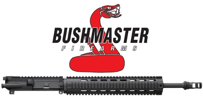 Bushmaster to sell 300 BLK uppers separately