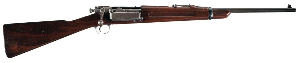 Springfield Model 1899 Krag-Jorgensen