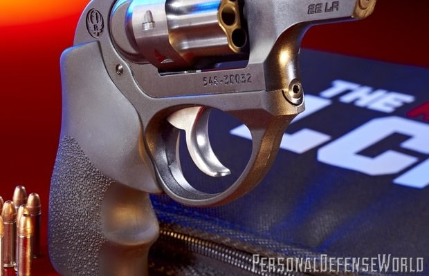 ruger lcr trigger view