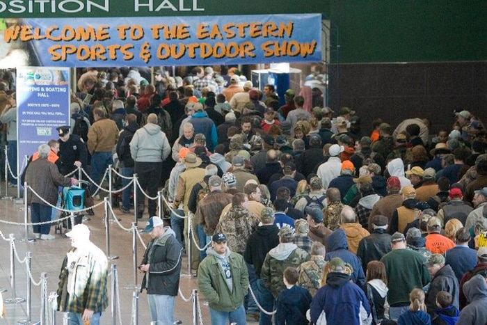 The Eastern Sports and Outdoor Show