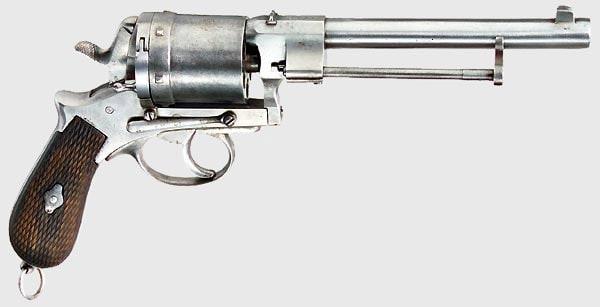 Gasser Marine Revolver M1870