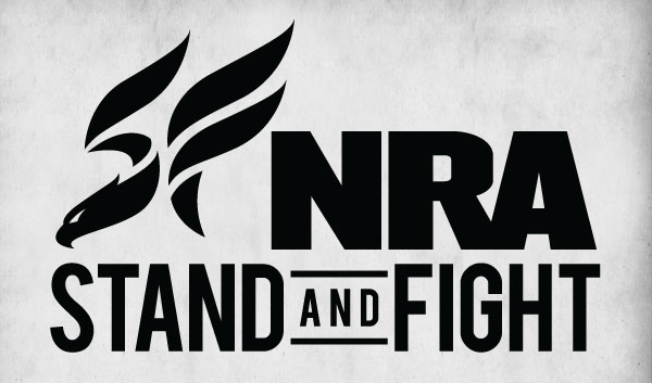 NRA Stand and Fight Logo