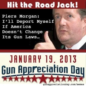 Piers Morgan Gun Meme