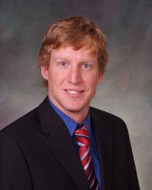 Wyoming state Rep. Hans Hunt