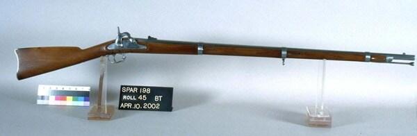 The Springfield 1861 Rifle