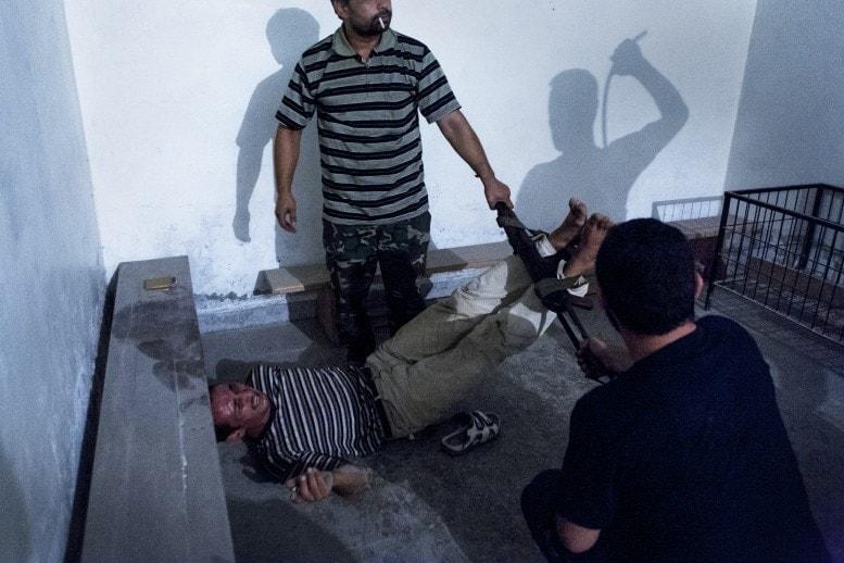 INTERROGATION Aleppo, Syria EMIN ÖZMEN https://www.worldpressphoto.org/awards/2013/spot-news/emin-%C3%B6zmen?gallery=6096