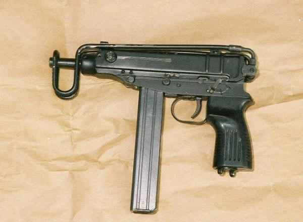 The Czech vz  61 Skorpion: A stinger full of 32 ACP - Guns com