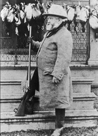Benjamin Harrison Gun