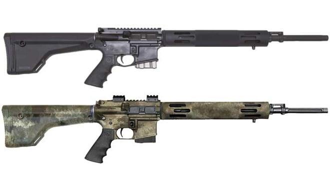 Bushmaster Predators