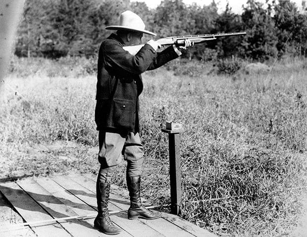 Calvin Coolidge Gun