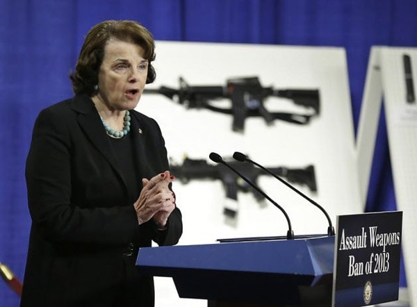 The Assault Weapons ban, Round 2