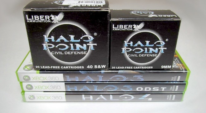 Halo Point Civil Defense ammo