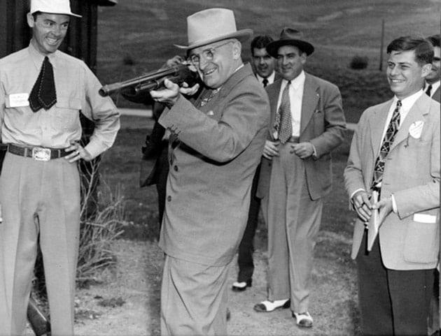 Harry S Truman Gun
