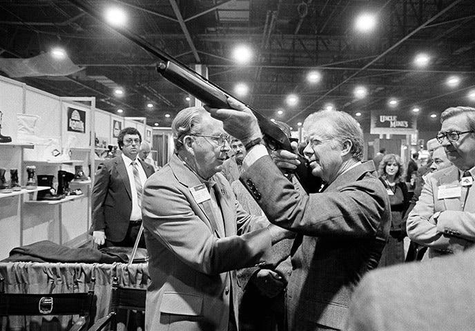 Jimmy Carter Gun
