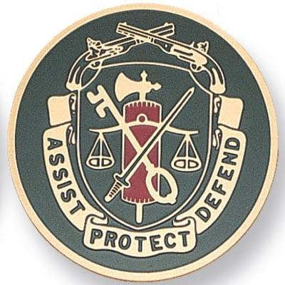 Harper's Ferry crest.