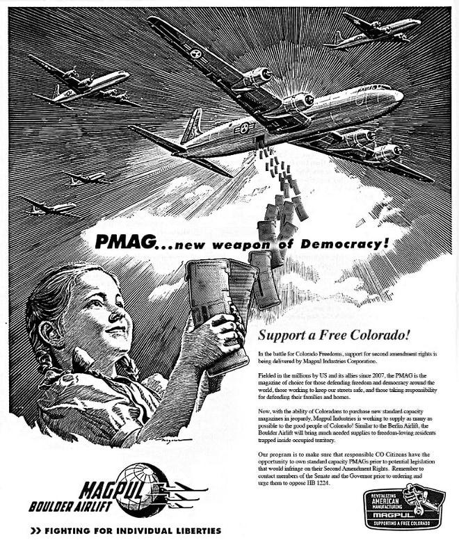 Magpul Boulder Airlift